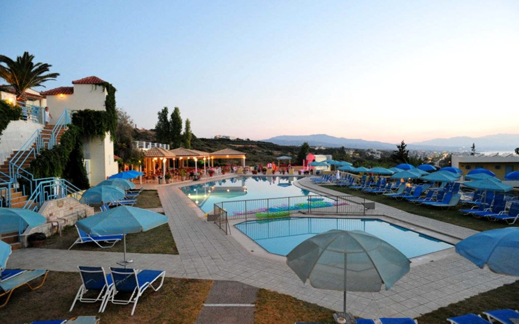 RETHYMNO MARE ROYAL & WATERPARK HER