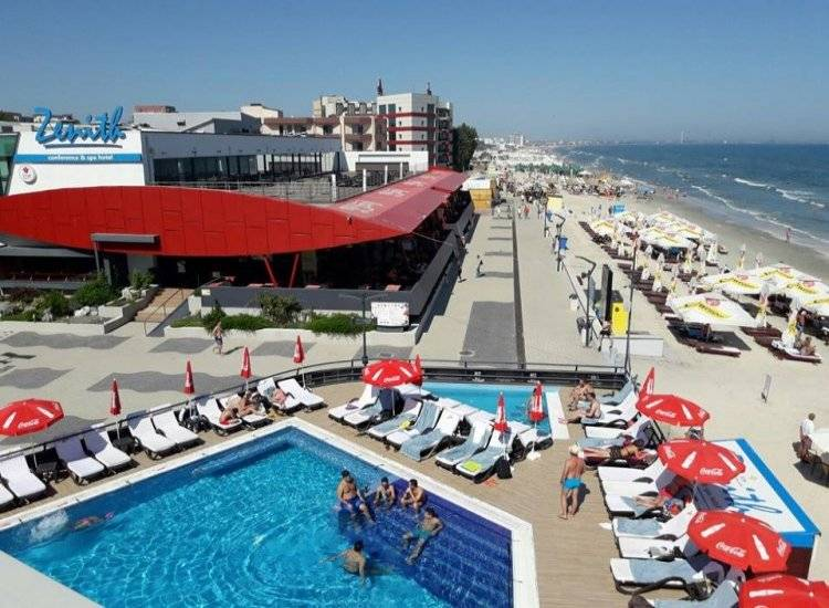 Zenith Conference Spa Hotel - Mamaia